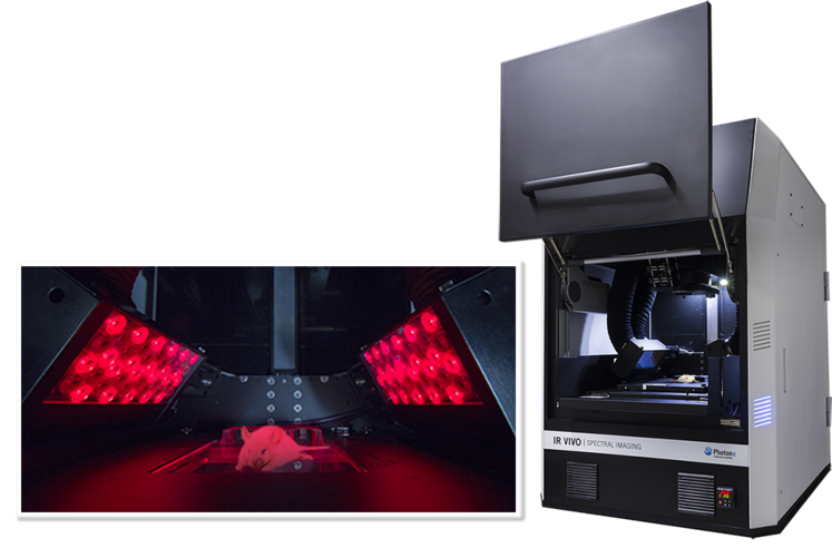 IR VIVO™ preclinical imaging system opens a new window on living bodies