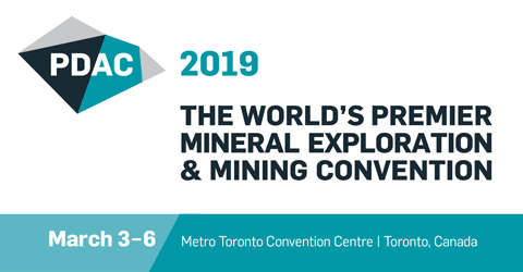 PDAC International convention 2019